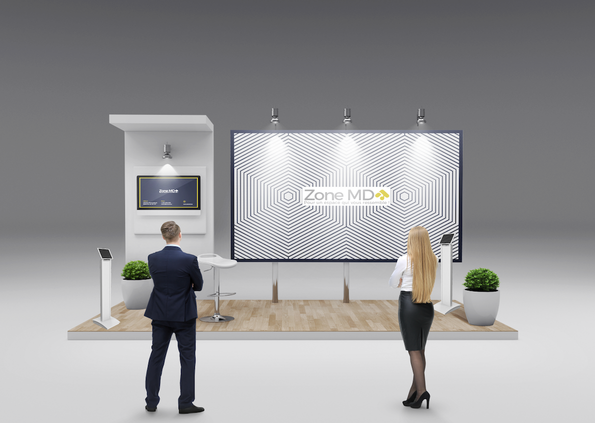 Zone MD gave us free rein in the strategic making of their brand
