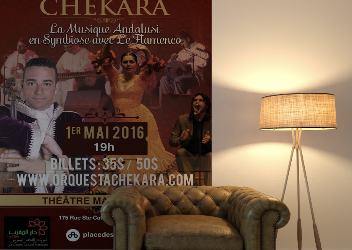 Setting up events for Chekara